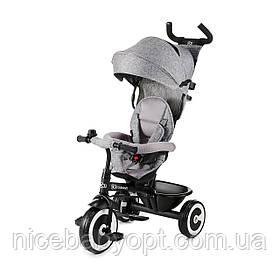 Трехколесный велосипед Kinderkraft Aston Grey