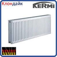 Cтальной панельный радиатор KERMI FKO тип 22 300х1000 боковое подключение