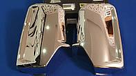 Хромированные накладки зеркал mercedes sprinter 906, фото 1