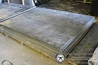 Паронит ПОН-Б толщиной 2-5 мм  ГОСТ 481-80