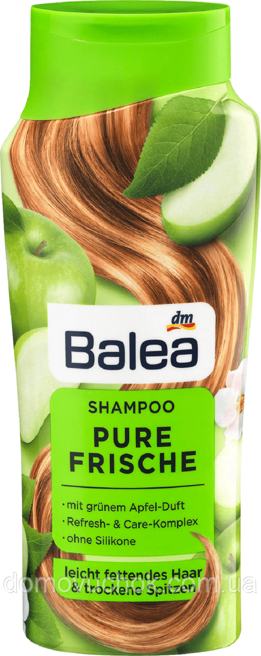 Шампунь для жирного волосся Balea  Pure Frishe 300 мл