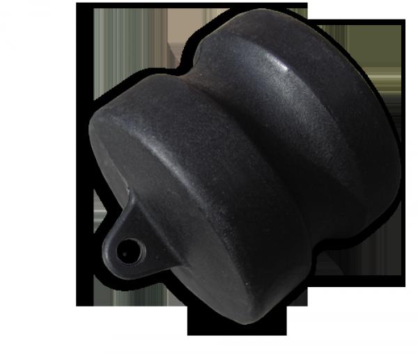 "KAMLOK Тип DP - Адаптер-заглушка 11/2"" - ПП, CGDP150A/PP"