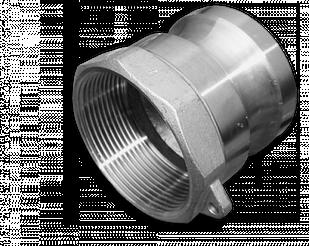 "KAMLOK Тип A - Адаптер РВ 11/2""- нерж/сталь, CGA150A/SS"