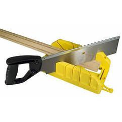 Стусло из АБС-пластика с ножовкой STANLEY 1-19-800
