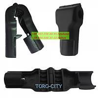 Стоплок для защиты  товара на крючках   4-6 мм упаковка 100 шт
