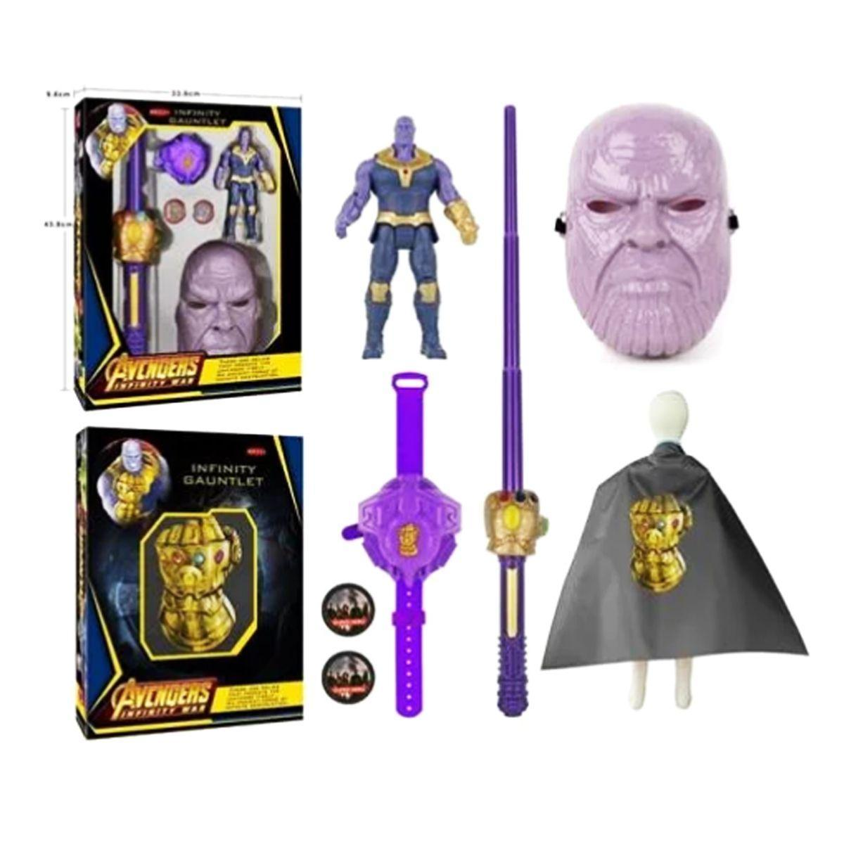 Набор супергероя Танос