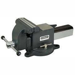 Тиски MaxSteelдля большой нагрузки с усилием сжатия 1400 кг STANLEY 1-83-066