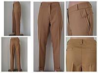 Классические прямые брюки - идеальная база для составления образов, р.48,50 к.1002М