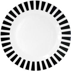 Тарелка 8 Зебра