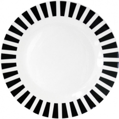 Тарелка 8 Зебра, фото 2