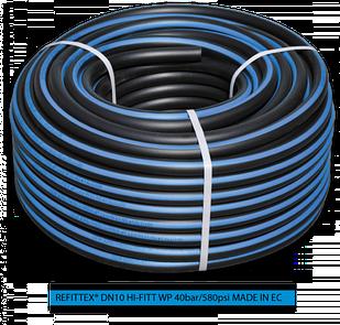 Шланг высокого давления REFITTEX 40bar 10 х 6мм, RH40101650