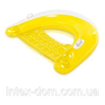 Надувное водное кресло Intex 58859 киев ( 4 цвета)