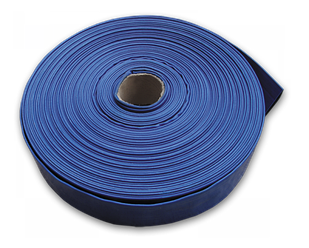 """Шланг AGRO-FLAT W.P.2, 1"""", 100 м, BLUE, WAF2B100100"""