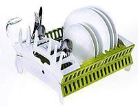 Органайзер для посуды Compact Dish Rack, фото 1