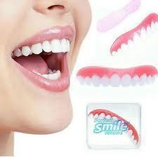 Съемные виниры для зубов Perfect Smile Veneers
