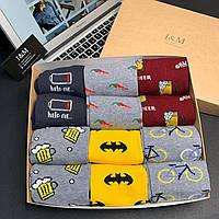 Набор носков 12 пар I&M Craft Elegant's с разными принтами (070888)