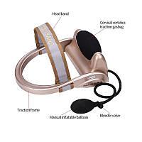 Тренажер для коррекции шейного отдела позвоночника Сervical vertebra traction № G70