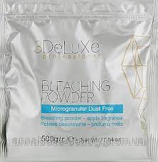 Осветляющий порошок 3DeLuXe Bleaching powder, 500 г.