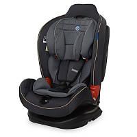 Автокресло El Camino ME 1065 dark grey удобное и безопасное для вашего малыша