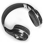 Беспроводные Bluetooth наушники с микрофоном Bluedio HT Black 1148-5786, КОД: 774567, фото 6