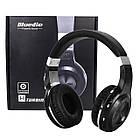 Беспроводные Bluetooth наушники с микрофоном Bluedio HT Black 1148-5786, КОД: 774567, фото 8