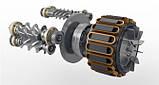 Гвинтовий компресор безмасляний  змінної швидкості модель IRN55 -75K-OF, фото 8