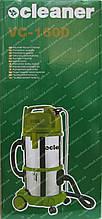 Промышленный пылесос Cleaner VC-1600 (1600 Вт)