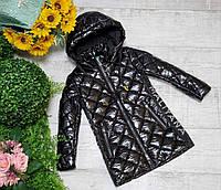 Куртка для девочки осень  весна код 87  размеры на рост от 104 до 128 возраст от 4 лет и старше