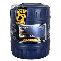 Mannol DIESEL EXTRA 10W-40 20л