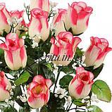 Искусственные цветы букет бутон кашка, 54см, фото 2