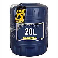 Mannol TS-7 UHPD Blue 10W-40 20л