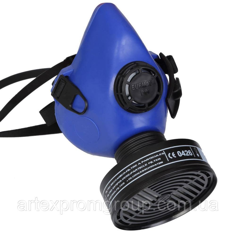 Полумаска DIN Eurmask 7355 с фильтром P3