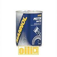 350мл Mannol 9990 MOTOR DOCTOR присадка в масло для снижения расхода, мотор доктор, антидым, добавка стоп дым