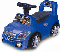 Детская машинка-каталка толокар со свето-звуковыми эффектами