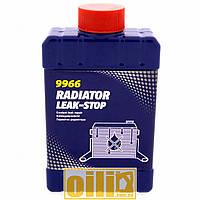 325мл Mannol 9966 RADIATOR LEAK-STOP жидкий герметик радиатора (стоп-течь системы охлаждения двигателя)