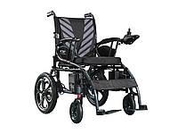 Складная инвалидная электроколяска D-6023