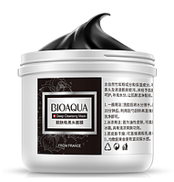 Маска Bioaqua Black Mask очищающая для лица 225 г AN1041, КОД: 1373672