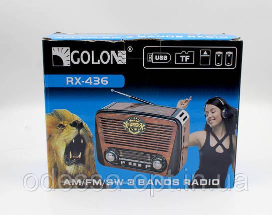 Радио RX 436, фото 2