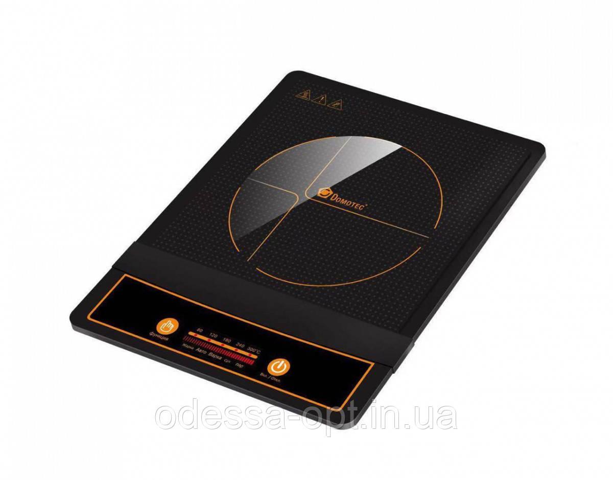 Электроплита Domotec MS-5832 (индукционная на 1 конфорку/1ИД)