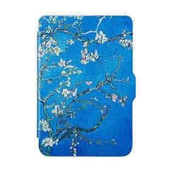 Обложка AIRON Premium для PocketBook 616 627 632 Almond Синий 6946795850187, КОД: 1383080