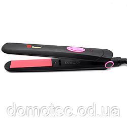 Щипцы для волос domotec MS 4908 (выпрямитель/утюжок)