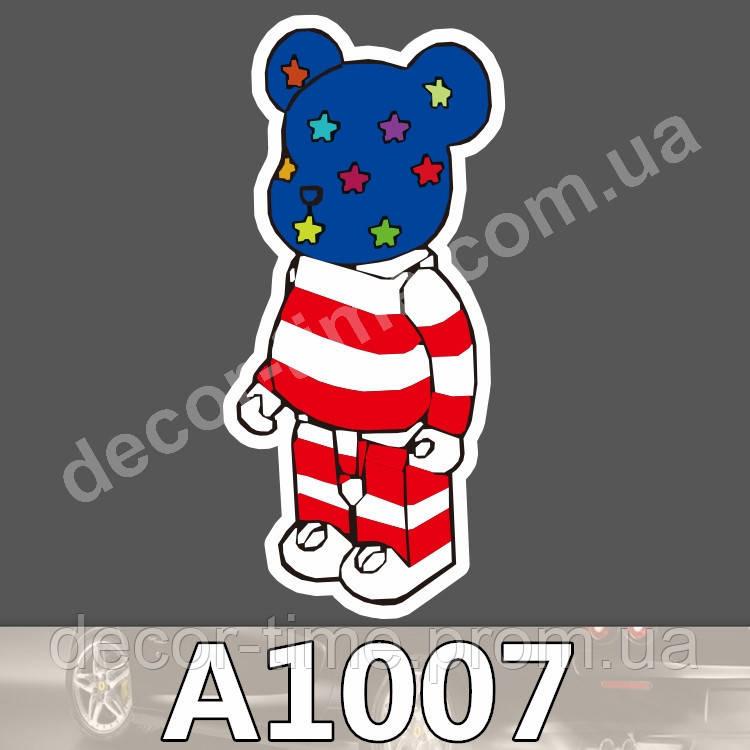 "Стікер: ""A1007"""