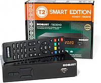 Цифровой эфирный DVB-T2 приемник (тюнер) T8030HD