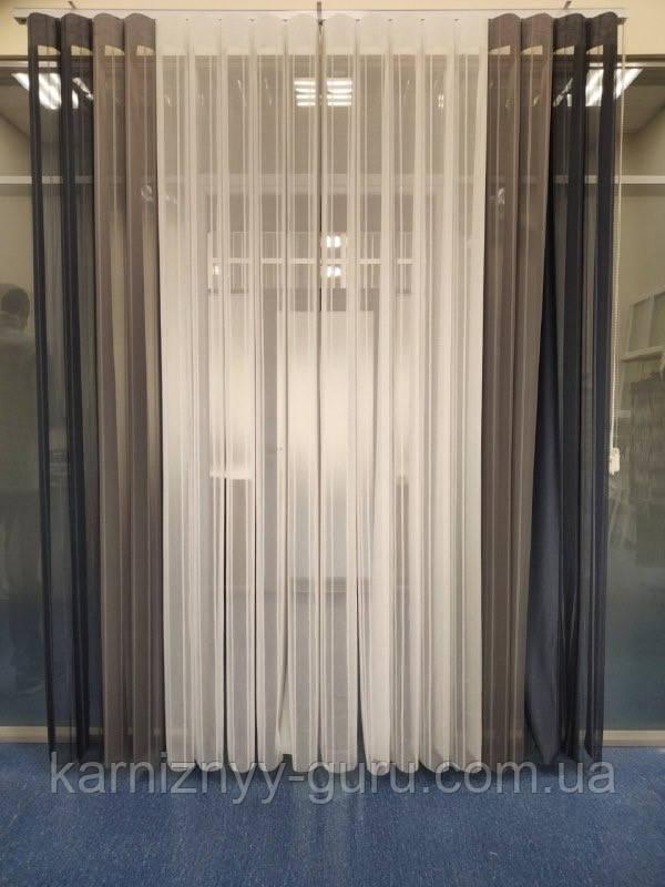 Жалюзи 3D вертикальные для окон.