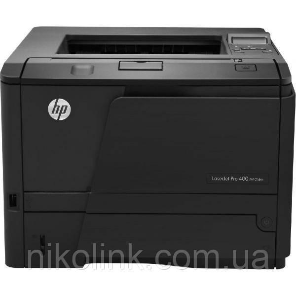 Принтер HP LaserJet Pro 400 M401dne (CF399A), б/у