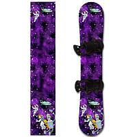 Наклейка на сноуборд Футурама