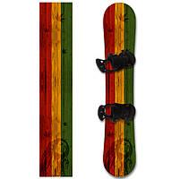 Наклейка на сноуборд Боб Марли