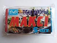 """Губка для посуды """"МАКСИ D&D"""", фото 1"""