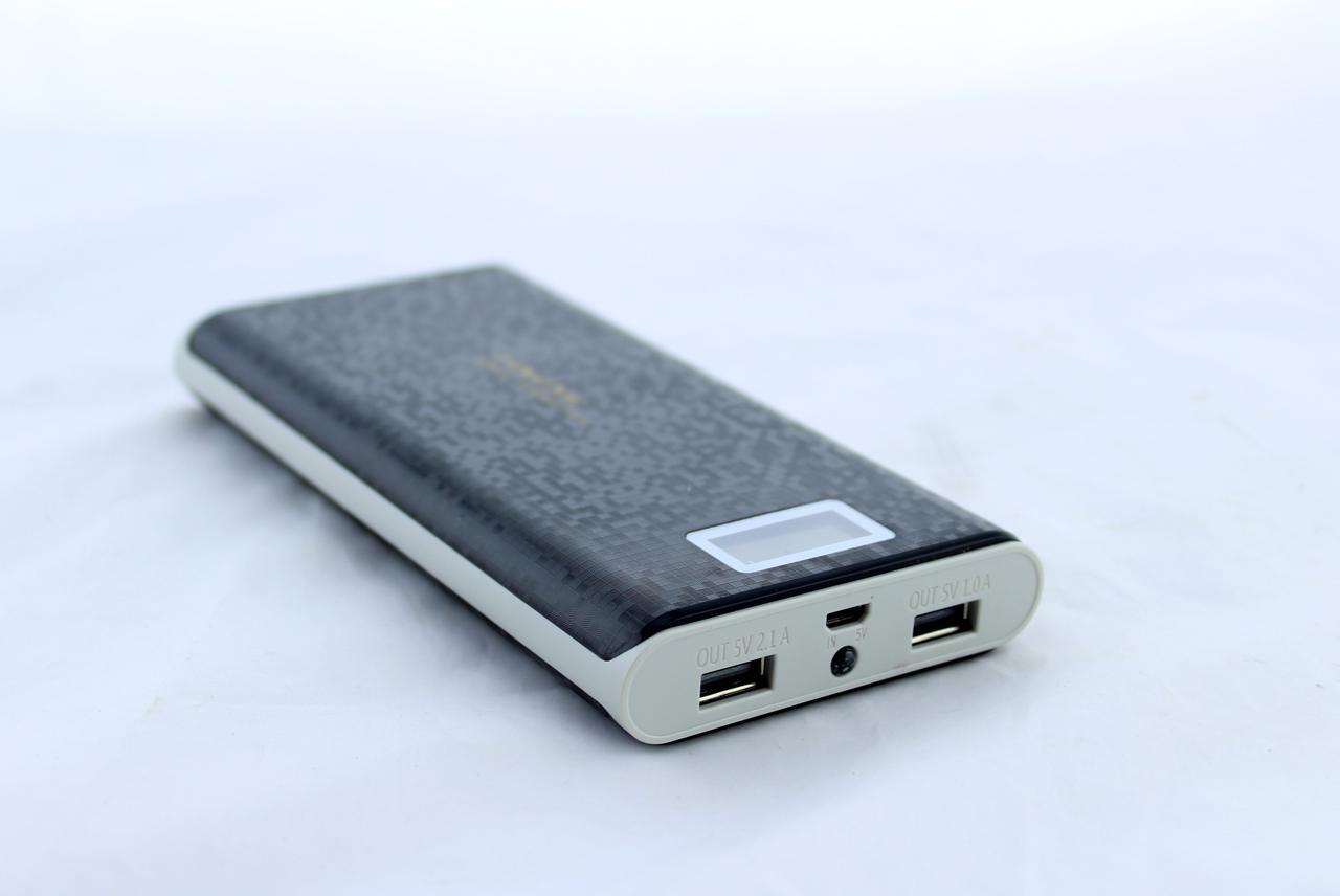 Моб. Зарядка POWER BANK PN-920 40000mah (реальная емкость 9600)