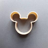 """Формочка (молд каттер) для валяния """"Микки Маус, Минни Маус"""" 2,2х2,2 см 1 шт"""